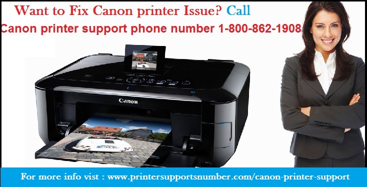"Resolve ""Canon Printer does not work in Windows 10"" Issue"